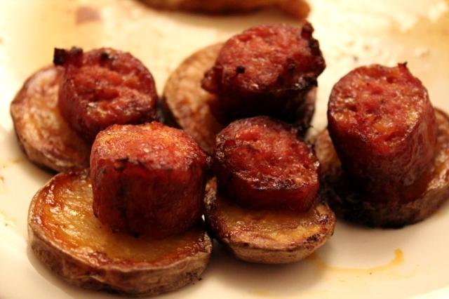 Rumänische Kartoffeltaler