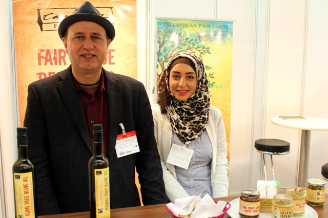 Olivenöl Palästina 1