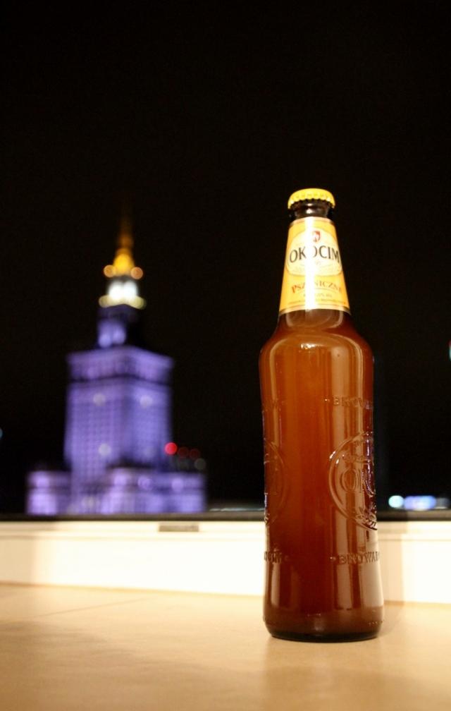 Bier Okocim