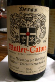 Müller-Catoir TBA
