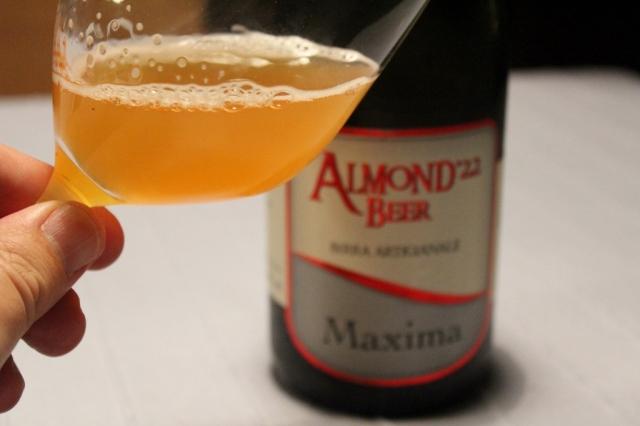 Fazit Almond Glas