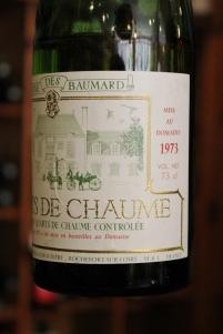 Quarts de Chaume - Baumard