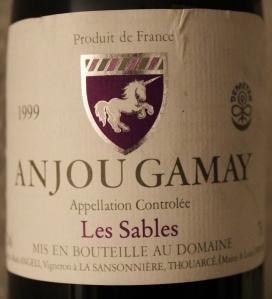 Sansonnière Gamay