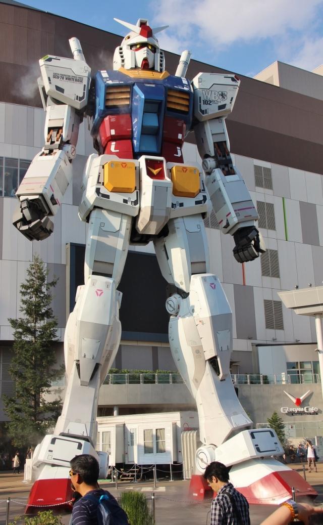 10 RX-78-2 Gundam