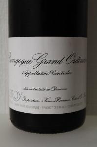 Leroy Grand Ordinaire