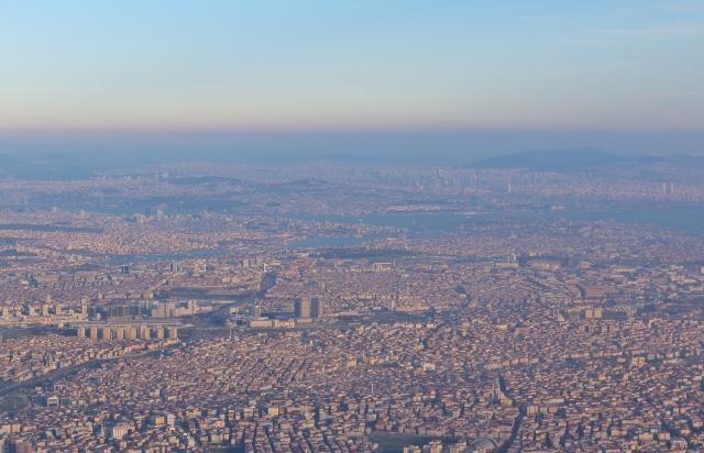 13 Istanbul von oben