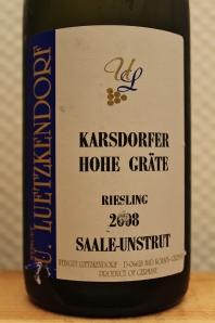 Wein 6 - Lützkendorf