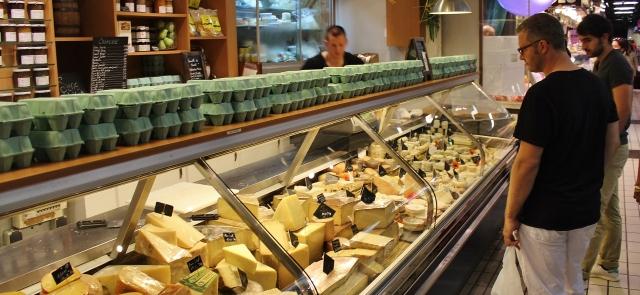 4 Markt Käse