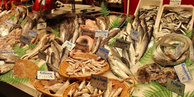 5 Markt Fisch
