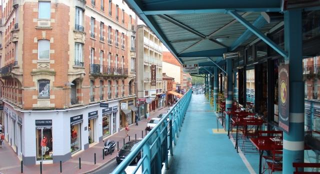 8 Markthalle Restaurants
