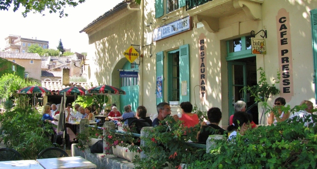 Bistrot in Rochegude