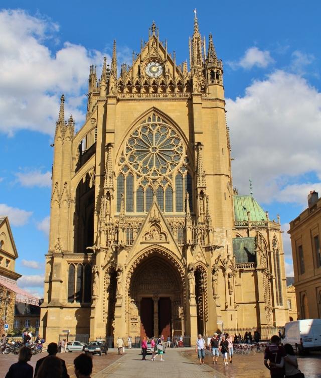 14 Kathedrale außen