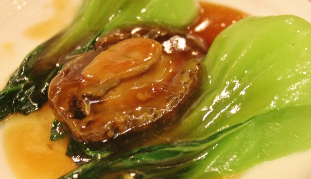 Abalone gesotten