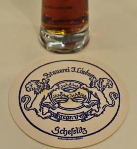 am Stand der Privaten Brauereien