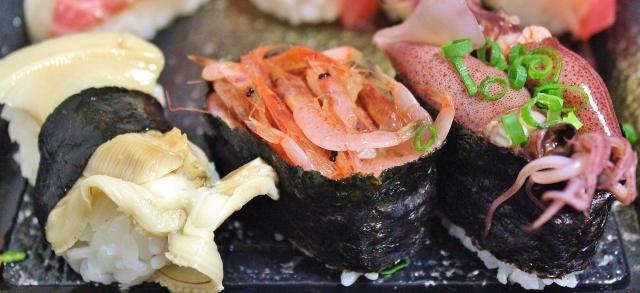 Sushi, Isetan