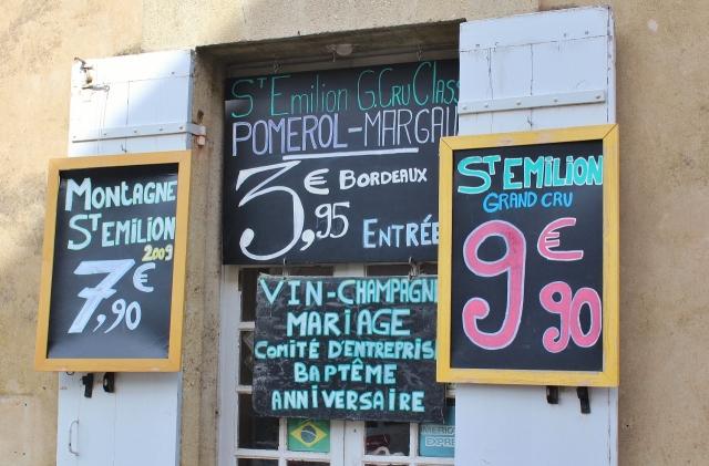 2 St-Emilion billig