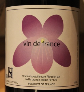 Vin Naturel I