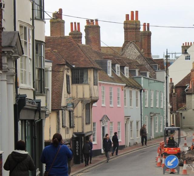 19 Straße in Lewes