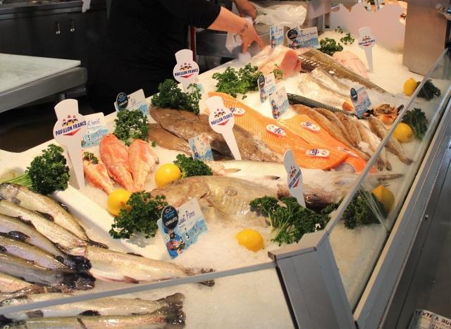 7 - 22 Fischsorten