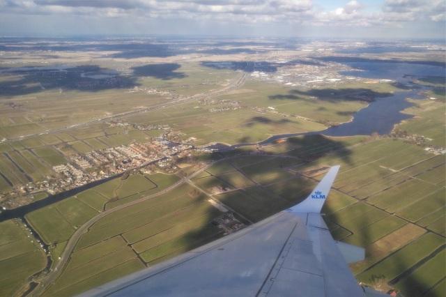 KLM Holland