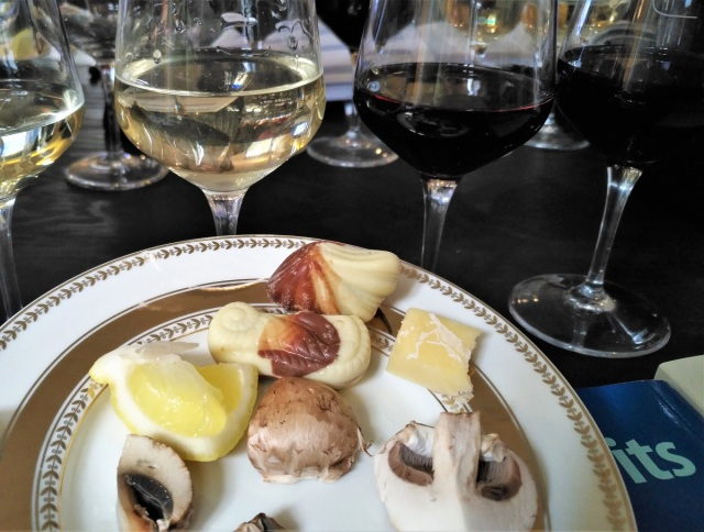 WSET Food & Wine Pairing